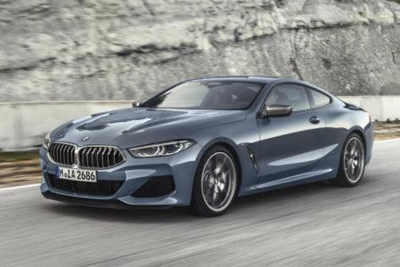 BMW 8-Series 2019 модельного года
