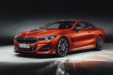 BMW 8-Series Carbon Pack