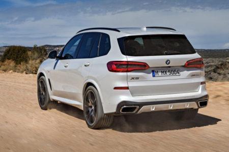BMW X5 в новом кузове G05