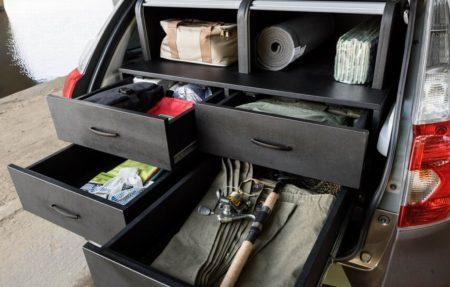 Datsun mi-DO 2018 - багажник