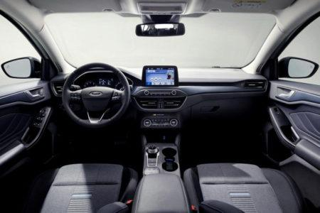 Ford Focus 4 поколения - салон