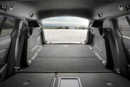 Peugeot 508 SW 2019 - багажник