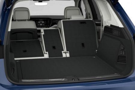 Volkswagen Touareg 2019 - багажник