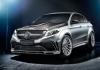Mercedes-AMG GLE 63 Coupe от Hamann
