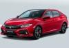 Honda Civic хэтчбек 10 поколения