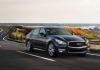 1 августа стартуют российские продажи премиального седана Infiniti Q70