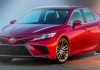 Toyota Camry 8 в новом кузове