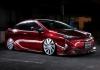 Toyota Prius 4 от тюнинг-ателье Wald