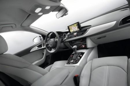 Audi A6 (C7): салон