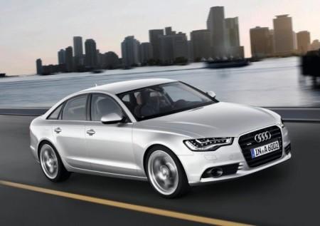 Audi A6 (C7): экстерьер