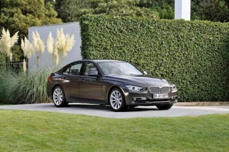 BMW 3 (F30): экстерьер