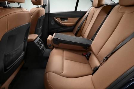 BMW 3 (F30): интерьер