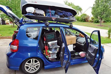 Необходимые вещи для путешествия на автомобиле
