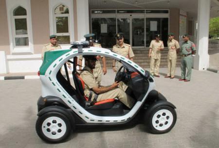 Самый необычный полицейский транспорт-4