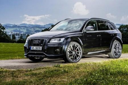 Audi SQ5 TDI от Abt Sportsline: экстерьер