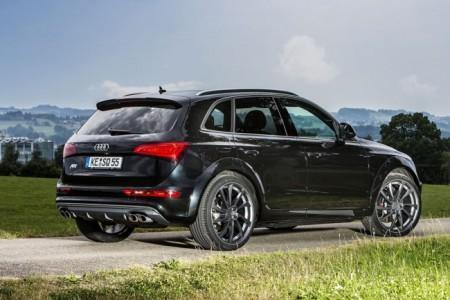 Audi SQ5 TDI от Abt Sportsline: вид сзади