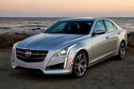 Cadillac CTS 3 (2014): экстерьер