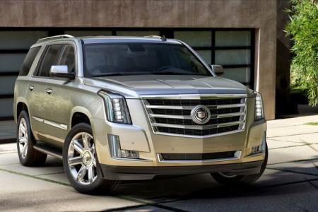 Cadillac Escalade 4: экстерьер