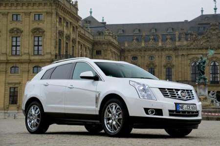 Cadillac SRX II: экстерьер
