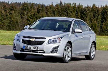 Chevrolet Cruze 2013: экстерьер