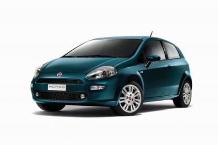 Fiat Punto: экстерьер