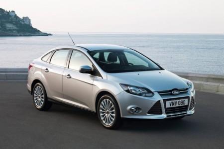 Ford Focus 3 седан: экстерьер