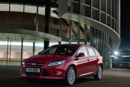 Ford Focus 3 хэтчбек: вид спереди