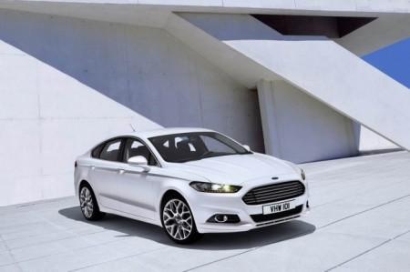 Ford Mondeo 5: экстерьер