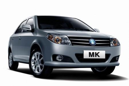 Geely MK 2 поколения