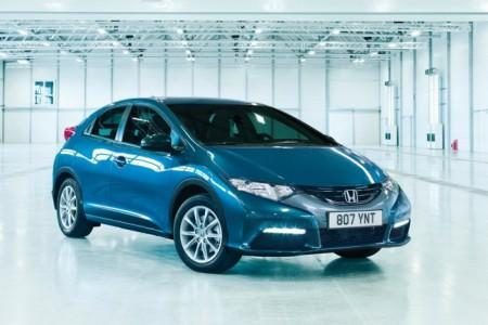 Honda Civic 5D: экстерьер