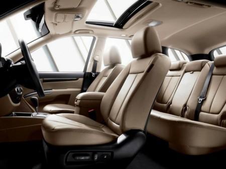 Hyundai Santa Fe 2: интерьер
