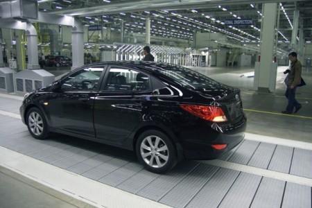 Hyundai Solaris: экстерьер