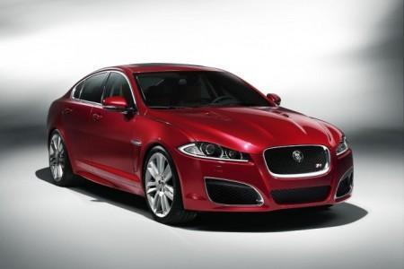Jaguar XF 2012: экстерьер