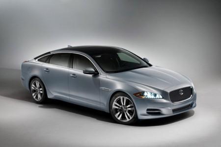 Jaguar XJ 2014: экстерьер