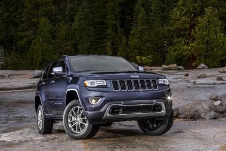 Jeep Grand Cherokee 2014: экстерьер
