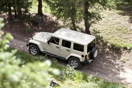 Jeep Wrangler Rubicon (JK): экстерьер