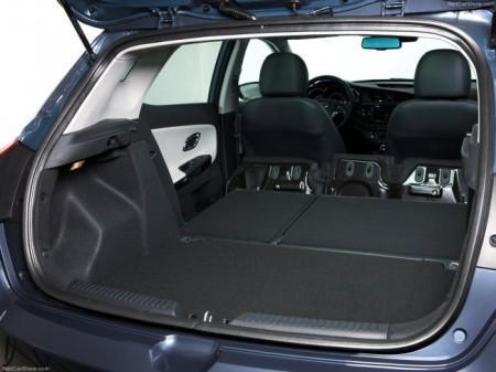 Kia Ceed 2: багажник