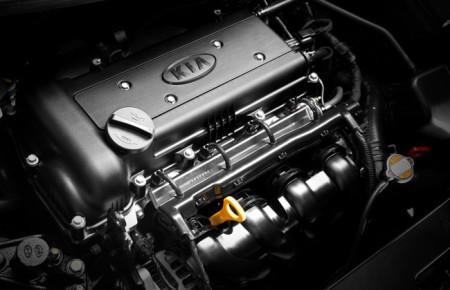 Kia Rio 3: двигатель
