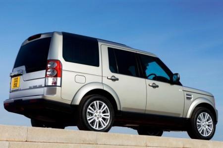 Land Rover Discovery 4 (2014):  экстерьер