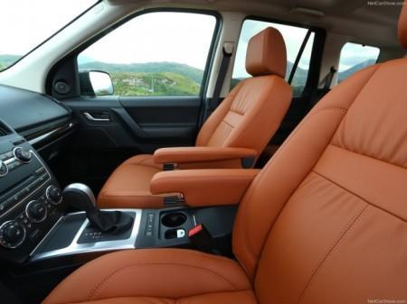 Land Rover Freelander 2 (2013): интерьер