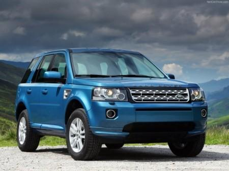 Land Rover Freelander 2 (2013): экстерьер