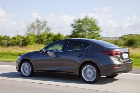 Mazda 3 2014: экстерьер
