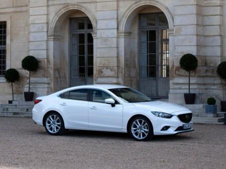Mazda 6 (3 поколение): экстерьер