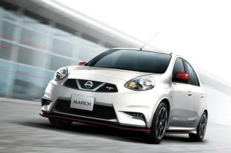 Nissan Micra от Nismo: экстерьер