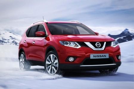 Nissan X-Trail 3: экстерьер
