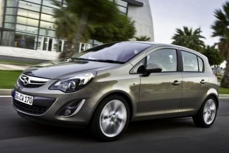 Opel Corsa D 4: экстерьер
