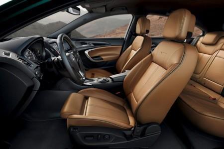 Opel Insignia 2014: интерьер