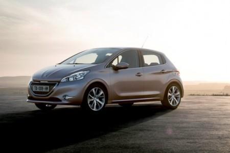 Peugeot 208: экстерьер
