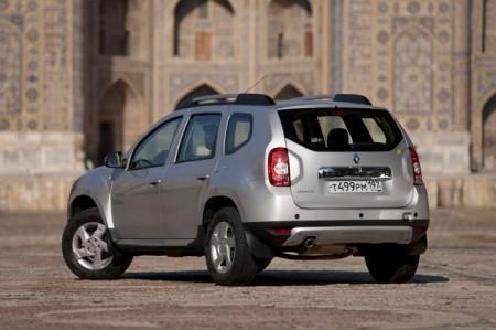 Renault Duster: экстерьер