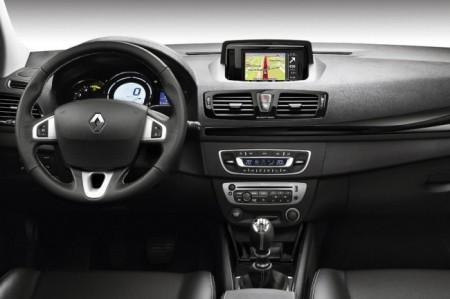 Renault Megane 3: салон